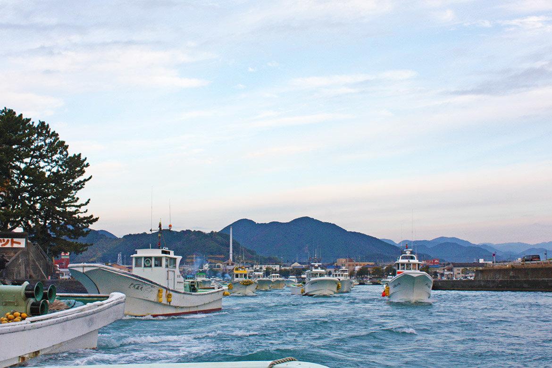 3月23日しらす漁解禁