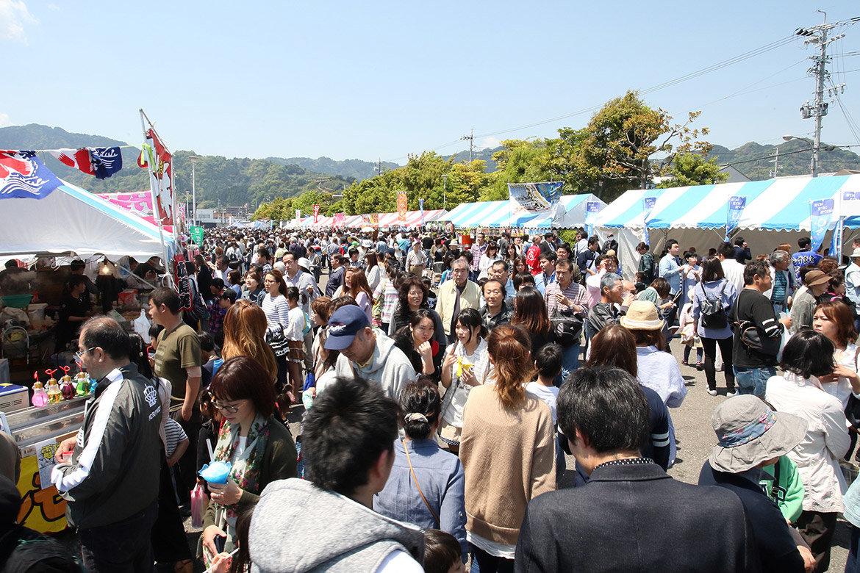 第28回「用宗漁港まつり」開催!